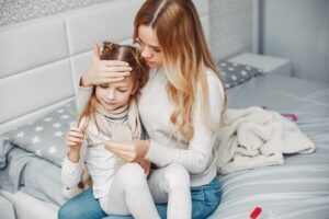Seasonal Flu, How To Keep Your Baby Healthy Throughout This Season