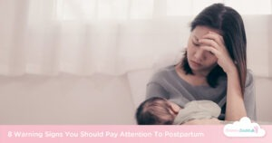 These Are Some Warning Signs To Watch Out For Postpartum