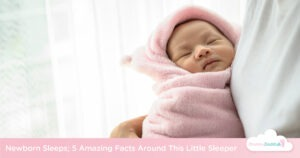 Do You Have Any Idea How A Newborn Sleeps?