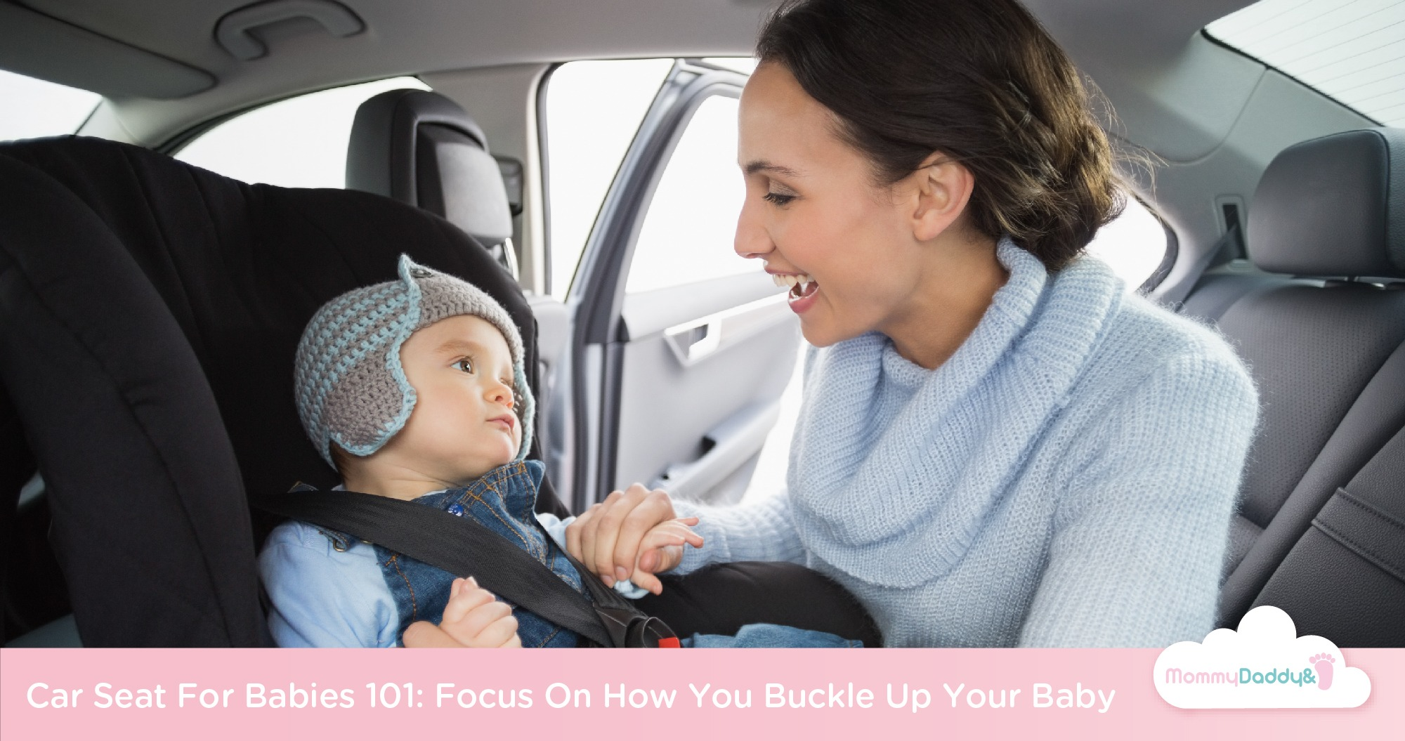 Infant Car Seat Safety 101: Buckle Up Your Baby Properly