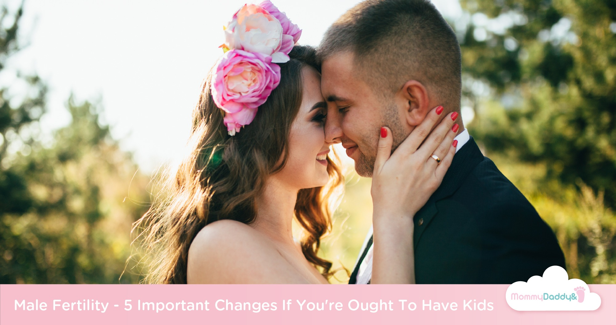 5 Important Changes To Increase Fertility In Men