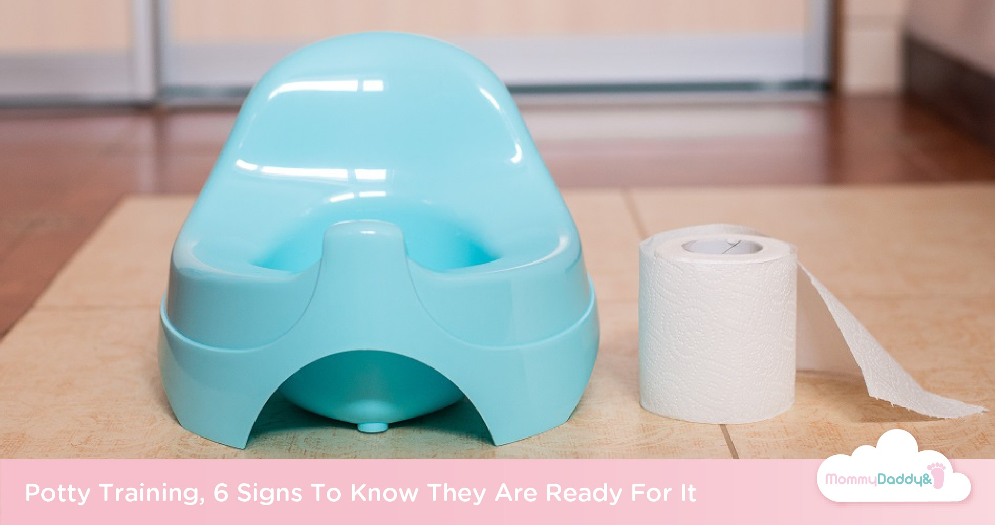 Potty Training, 6 Signs To Know They Are Ready For It