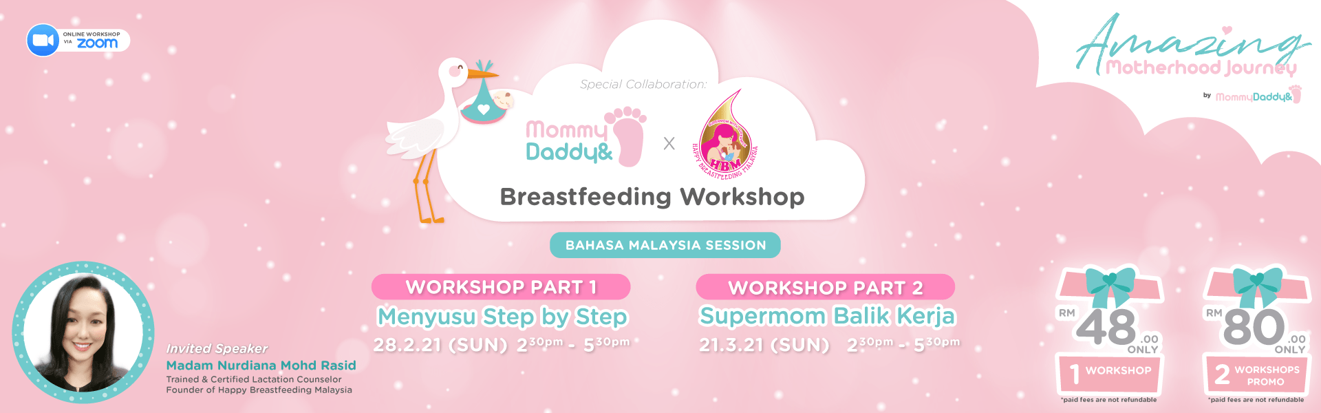 Breastfeeding Workshop Malaysia